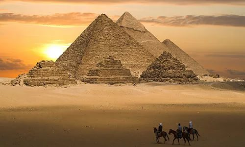 Как переехать в Египет