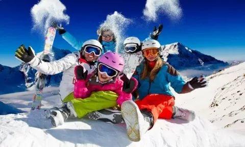 Лыжный спорт в Австрии