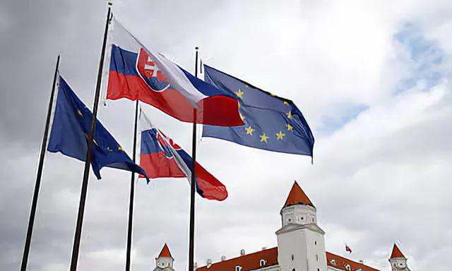 Образование Словакии