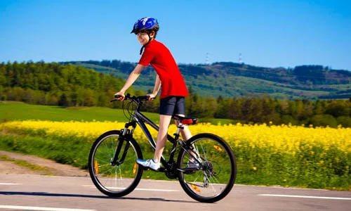 Велоспорт – для сильных людей